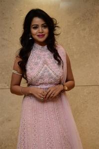 Actress Bhavya Sri Stills @ Pandugadi Photo Studio Audio Release