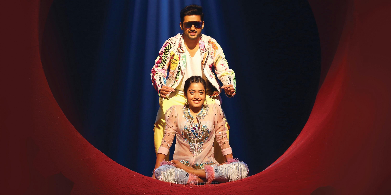 Bheeshma Movie Images Hd Nithin Rashmika Mandanna New Movie Posters