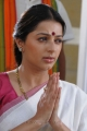 Pen Adimai Illai Movie Actress Bhumika Chawla Cute Saree Stills