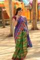 Bhumika Chawla Gorgeous Saree Photos in April Fool Movie