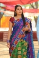 April Fool Movie Actress Bhumika Chawla Beautiful Saree Photos