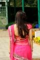 Bhumika Chawla Hot Saree Photos in April Fool Movie