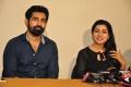 Vijay Antony, Satna Titus @ Bichagadu Movie Success Meet Stills