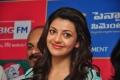 Kajal Agarwal @ Big FM Green Ganesha 2013 Launch Photos