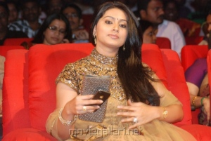 Actress Sneha @ BIG Salute to Tamil Women Entertainers Awards