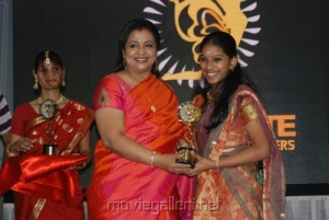 Poornima Bhagyaraj @ BIG Salute to Tamil Women Entertainers Awards