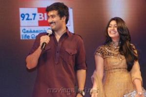 Sneha with Prasanna @ BIG Salute to Tamil Women Entertainers Awards