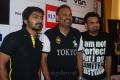 Vaibhav Reddy, Premji AMaran, Venkat Prabhu at Big Tamil Melody Awards Photos