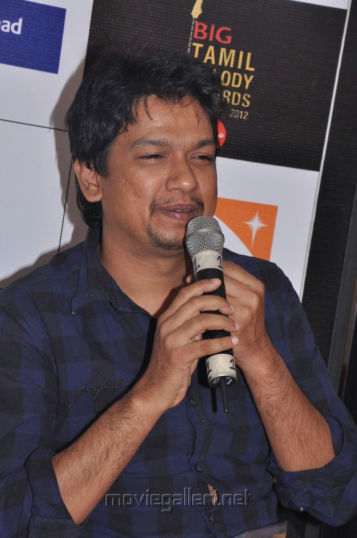 james vasanthan press meet