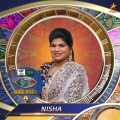 1. Nisha - Television actor comedian Bigg Boss Tamil Season 4 Contestants Name List with Photos Images