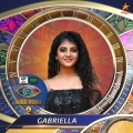 4. Gabriella - Movie actor | reality show contestant | dancer Bigg Boss Tamil Season 4 Contestants Name List with Photos Images