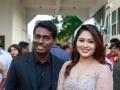 Director Atlee, Krishna Priya @ Bigil Audio Launch Stills HD