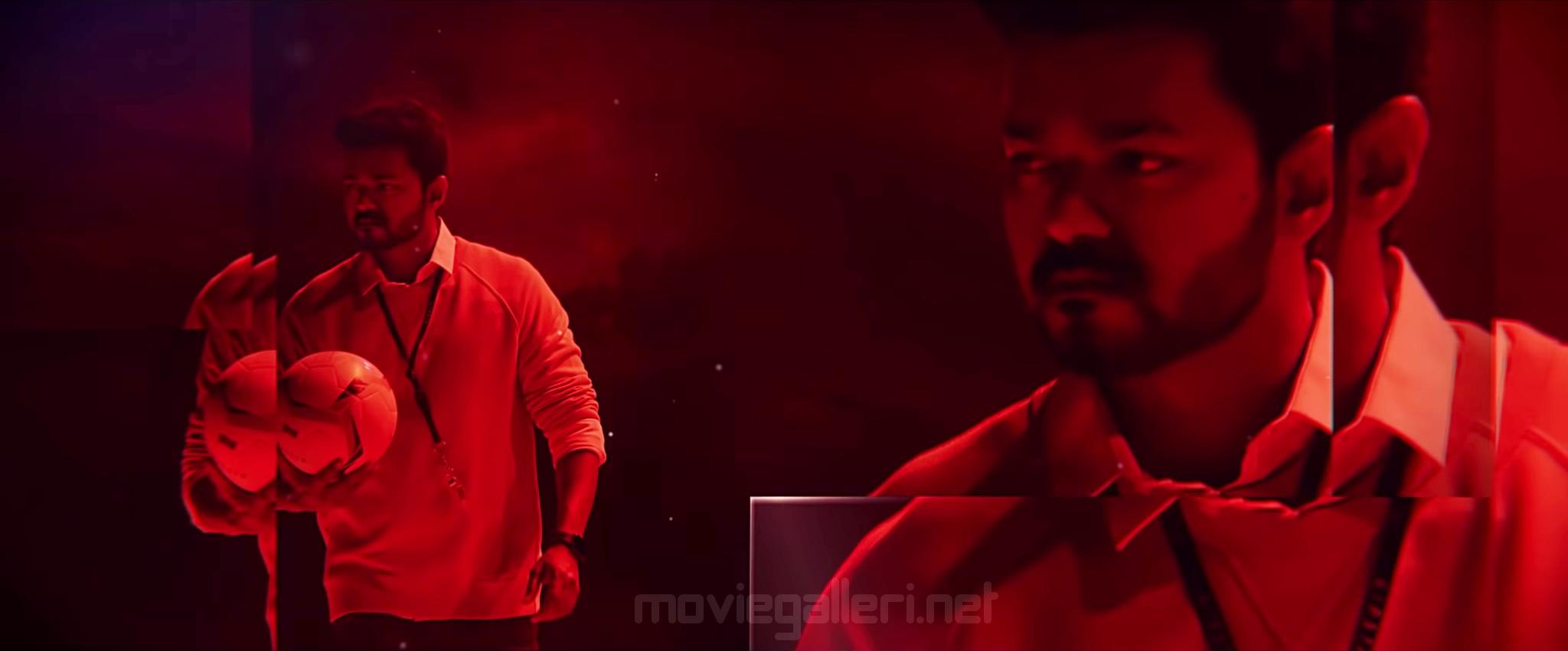 Actor Vijay Bigil Movie HD Stills