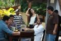 Ajith, Yog Japee, Sudhanshu Pandey, Chakri Toleti at Billa 2 Shooting Spot Stills