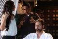 Director Chakri Toleti, Sudhanshu Pandey in Billa 2 Stills