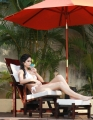 Bruna Abdullah Hot in Billa 2 Movie New Stills