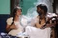 Indhuja, RK Suresh in Billa Pandi Movie Stills