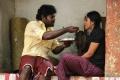 RK Suresh, Indhuja in Billa Pandi Movie Stills