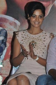 Bindu Madhavi New Stills at Sattam Oru Iruttarai Trailer Launch