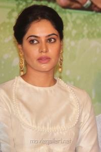 Actress Bindu Madhavi Images @ Pasanga 2 Press Meet