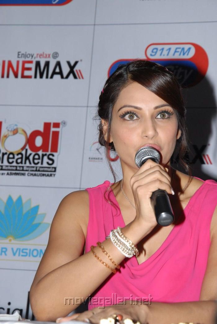 Bipasha Basu in Pink Dress