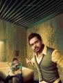 Premji Amaran, Karthi in Biriyani Movie Stills