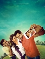 Premgi, Hansika Motwani, Karthi in Biriyani Movie Stills