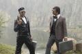 Santhanam, Lollu Sabha Jeeva in Biskoth Movie HD Images
