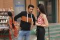 Santhanam, Swathi Muppala in Biskoth Movie HD Images