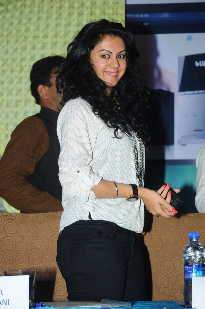 Kamna Jethmalani at Blue Max Mobile Launch Stills
