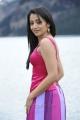 Trisha in Pink Dress Hot Pics