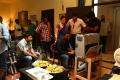 Lakshman, Hansika, Jayam ravi @ Bogan Movie Working Stills
