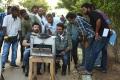 Arvind Swamy, Lakshman @ Bogan Movie Working Stills