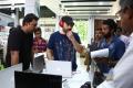 Lakshman, Arvind Swamy @ Bogan Movie Working Stills