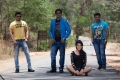 Vikram, RJ Rohit, Disha Pandey, Chikkanna in Bombai Mittai Movie Stills