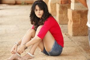 Actress Disha Pandey in Bombay Mittai Telugu Movie Stills