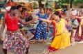 Karunas, Kovai Sarala in Bommai Naigal Movie Stills