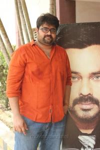 Actor Arjunan Nandakumar @ Bongu Movie Team Meet Photos