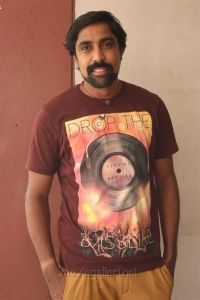 Director Taj @ Bongu Movie Team Meet Photos