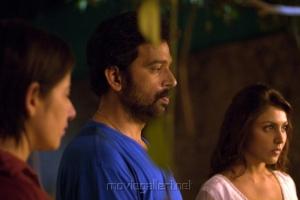 JD Chakravarthy, Madhu Shalini in Boochi Telugu Movie Stills