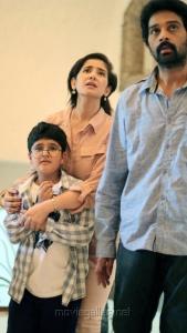 Alayana Sharma, Manisha Koirala, JD Chakravarthy in Boochi Movie Photos