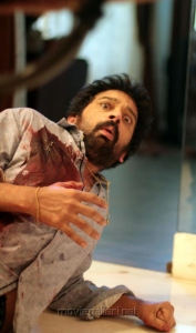 Actor JD Chakravarthy in Boochi Telugu Movie Stills