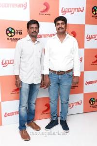 Director Kannan @ Boomerang Audio Launch Stills