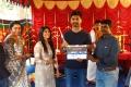 Suhasini, Megha Akash, Atharva, Kannan @ Boomerang Movie Pooja Images