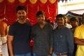 Atharva, Sathish, Kannan @ Boomerang Movie Pooja Images
