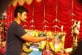 Actor Atharvaa @ Boomerang Movie Pooja Images