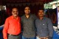 Dhananjayan, Sathish, Kannan @ Boomerang Movie Pooja Images