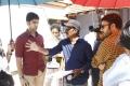 Atharva, Kannan, RJ Balaji @ Boomerang Movie Working Stills