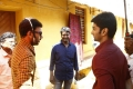 RJ Balaji, Kannan, Atharva @ Boomerang Movie Working Stills