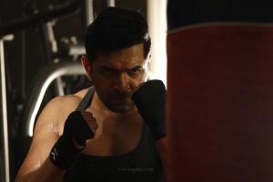 Actor Arun Vijay in Border Movie HD Images